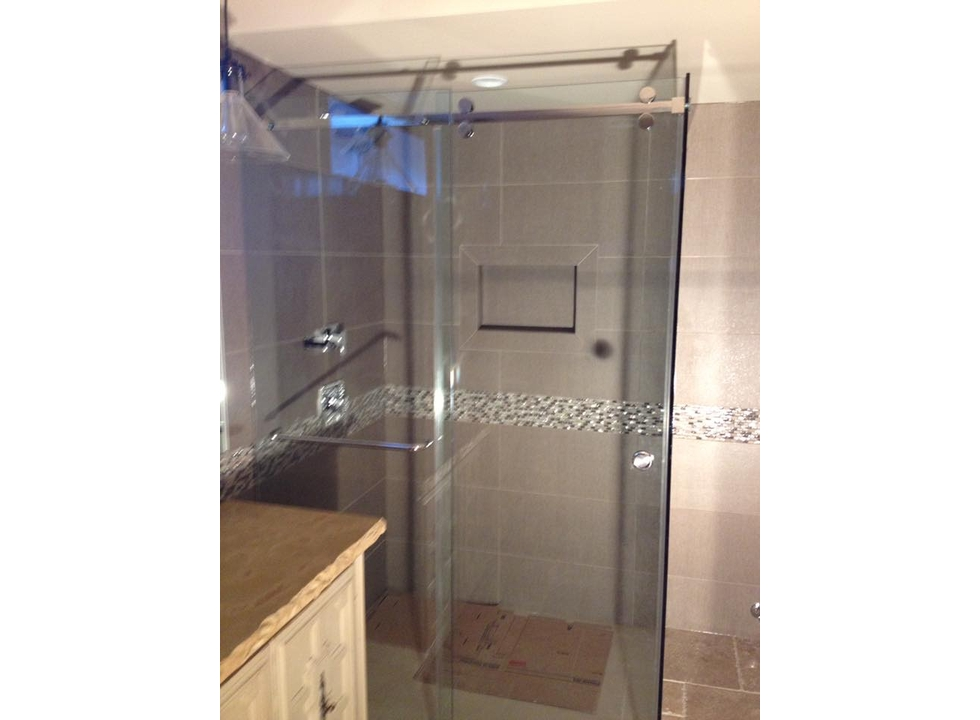 shower series doors crl essence products rolling hardware laurence system door cr